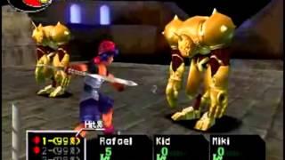 Chrono Cross PS1 (ePSXe Emulator) Gameplay HD
