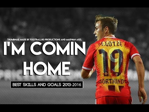 Mario Götze  Back In Business   Borussia Dortmund 20162017 HD