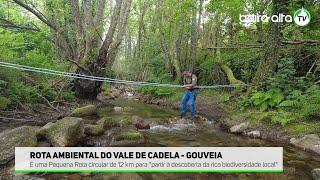 Rota Ambiental do Vale de Cadela em Gouveia