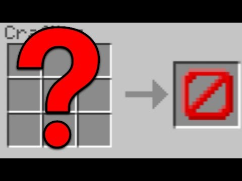 How To Get Barrier Blocks In Minecraft Pocket Edition (1.6+)