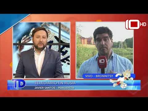 Móvil en Rusia: Conclusiones del partido Nigeria-Islandia