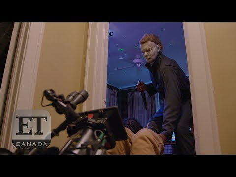 Jamie Lee Curtis, Judy Greer On The Return Of 'Halloween'