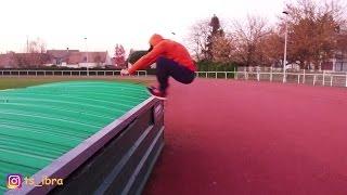 comment sauter plus haut/loin pour Parkour-Freerun
