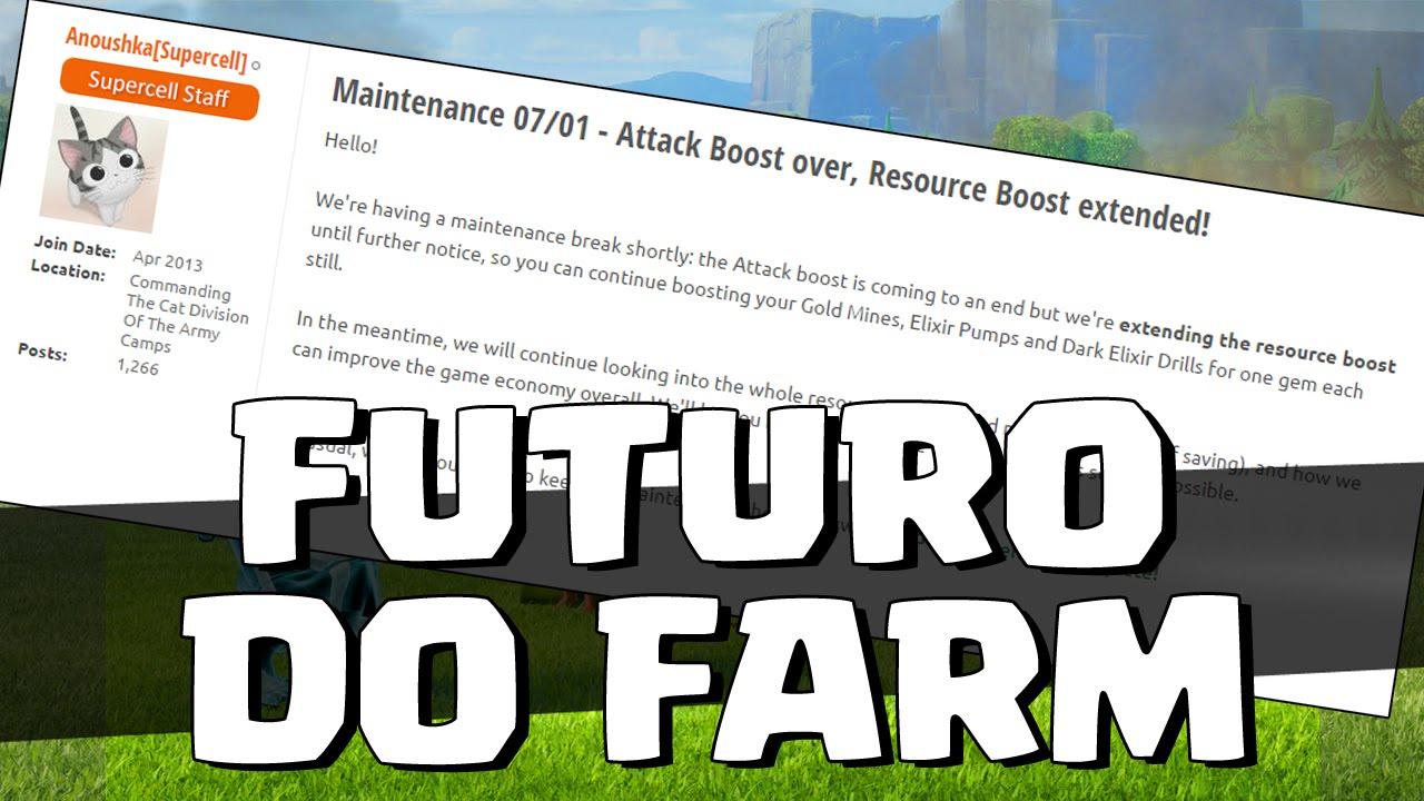 Dark elixir drill boost - O Futuro Do Farm E A Acelera O Surpresa Clash Of Clans