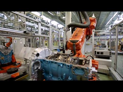 GAZ Group production technologies