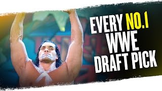 Every No. 1 WWE Draft pick