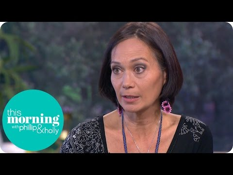 Exclusive: Leah Bracknell On Her Shock Lung Cancer Diagnosis   This Morning