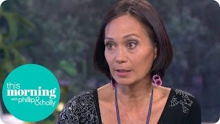 Exclusive: Leah Bracknell On Her Shock Lung Cancer Diagnosis | This Morning
