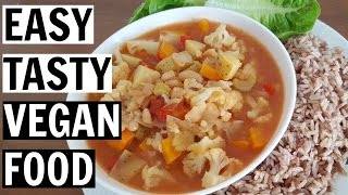 BEST VEGAN SOUP YOU'LL EVER EAT | No Fuss Food