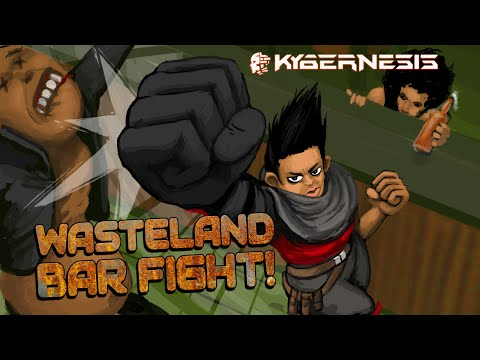 Wasteland Bar Fight  - Preview Trailer