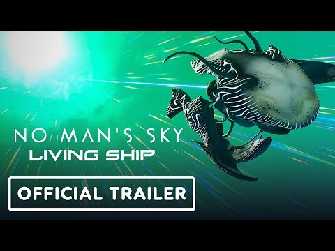 No Man's Sky: Living Ship - Official Trailer