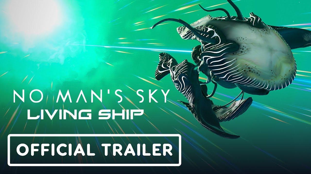 No Man's Sky: Living Ship thumbnail