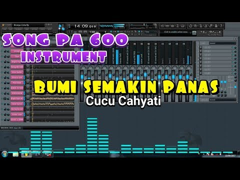 BUMI SEMAKIN PANAS - Dangdut FL Studio Korg PA 600