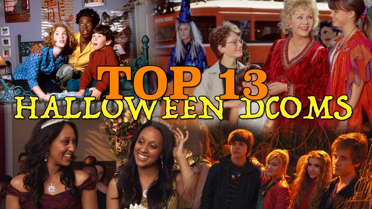 top 13 disney channel halloween movies of all time - youtube
