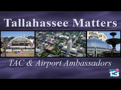 Tallahassee Matters - TAC & Airport Ambassadors
