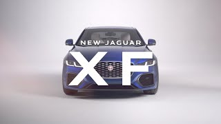 New Jaguar XF | Design Evoluti…