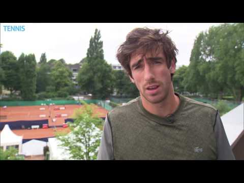 Pablo Cuevas Excited To Be Back In Hamburg 2016