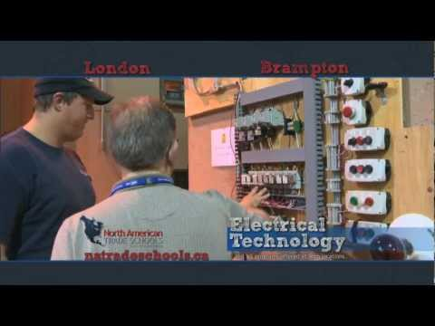 Electrical Technology Training @ North American Trade Schools