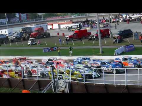Oswego Speedway - October 8, 2017 - Super DIRT Week 46, Billy Whittaker Cars 200