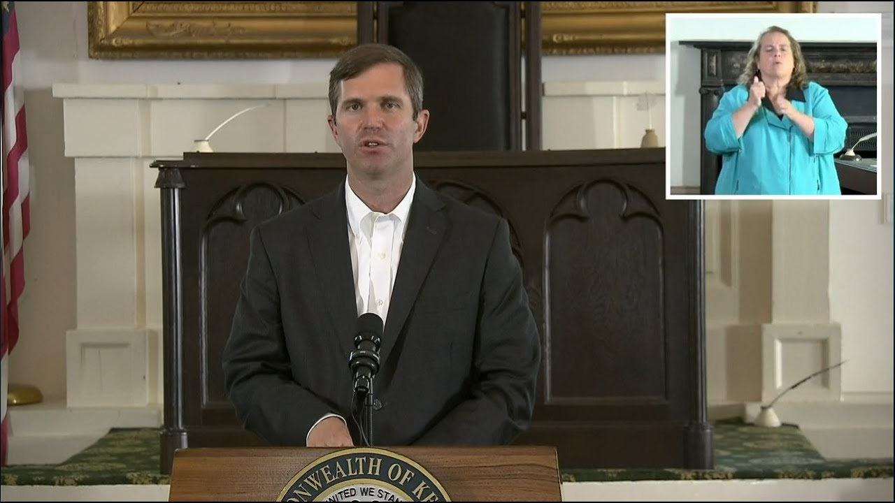 Gov. Andy Beshear June 24 4:00 pm Update | Coronavirus | KET