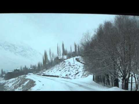 Jeep Trip from Khorog   Part 1   Gorno Badakhshan to Dushanbe Tajikistan   Jan 2016