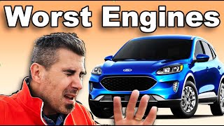 10 Engines That Won't Last 60,000 Miles (Because They Are Junk)