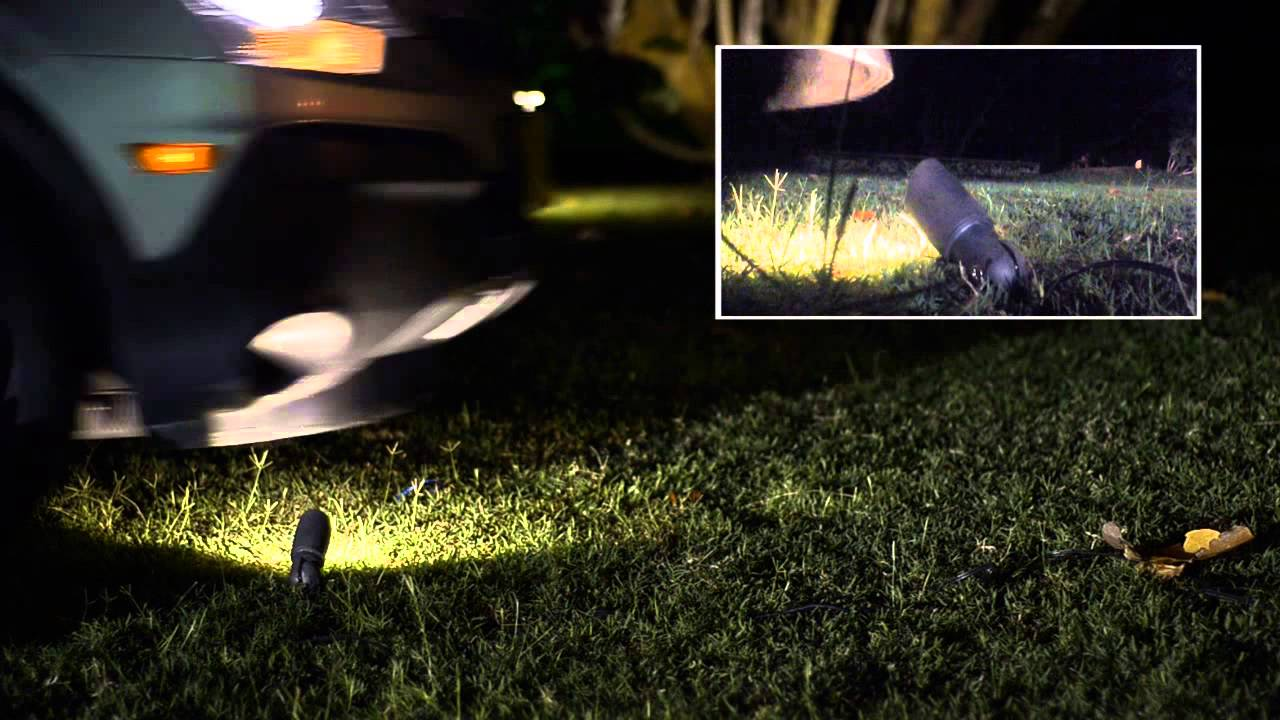 Cast outdoor lighting put to the test with an inattentive driver cast outdoor lighting put to the test with an inattentive driver workwithnaturefo