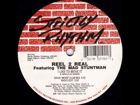 Reel 2 Real feat. The Mad Stuntman - I...