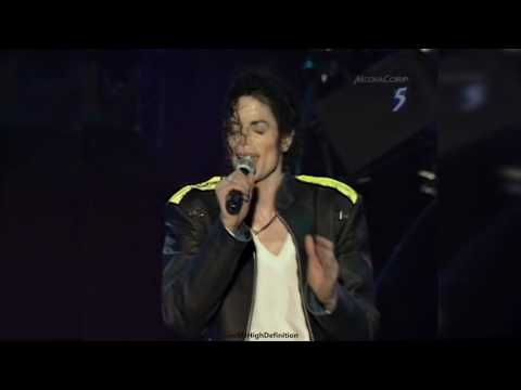 Michael Jackson - Jackson Five Medley - Live Copenhagen 1997 - HD