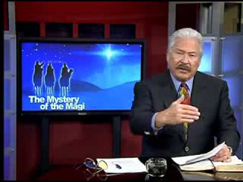 Mystery of the Magi Merry Christmas Hal Lindsey Rprt
