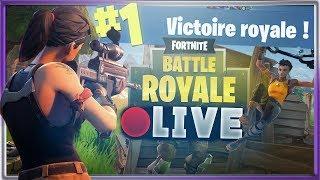 Live fortnite fr passe de combat gratuit