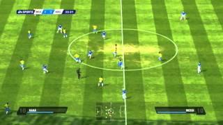 FIFA 11 - Brazil Vs Argentina by FIFAFantasy