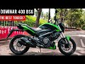 2020 BAJAJ DOMINAR 400 BS6 Detailed Ride Review| Mileage | Price | Exhaust