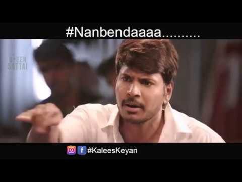 Nenjil thunivirunthal Mass Friendship Dialogue