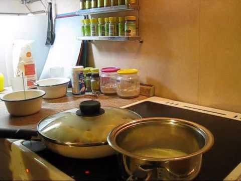 Приготовление молочного соуса   I Alexander Zakurdaev