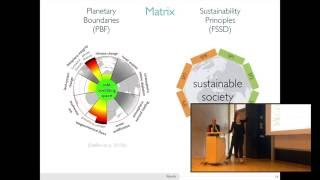 MSLS Thesis Defence - Planetary Boundaries and Sustainability Principles - 31 May 2016