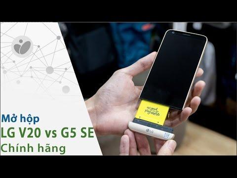 Tinhte.vn   Đập hộp LG V20 vs LG G5 chính hãng