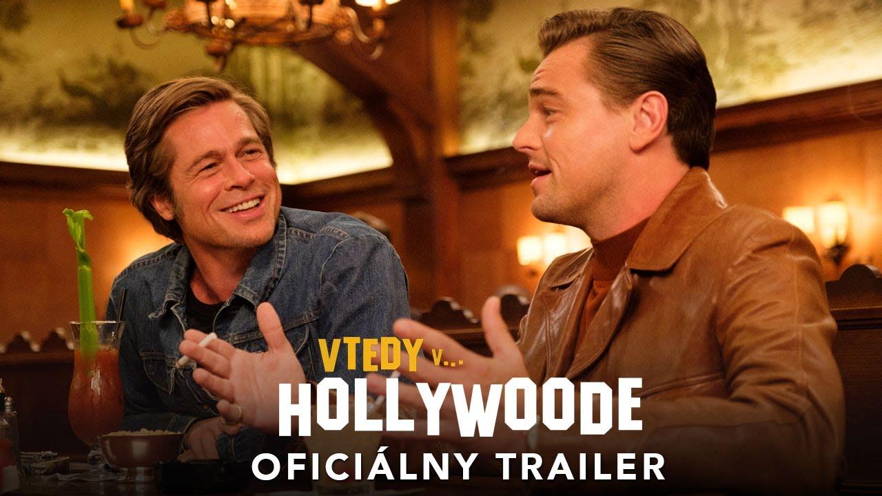 VTEDY V HOLLYWOODE (trailer) - už čoskoro v kinách