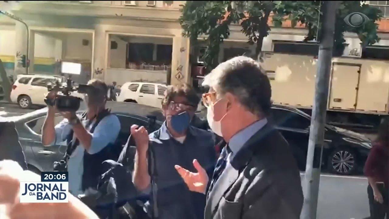 Notícias - Paulo Marinho presta depoimento sobre suposta interferência de Bolsonaro na PF - online