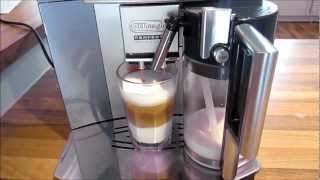 DeLonghi ESAM 5500 Kaffeevollautomat Cafe Latte Test Deutsch