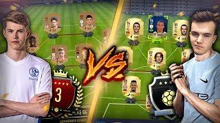 FIFA 18: SCHLECHTESTES TEAM vs BESTES TEAM vs TIM LATKA (Platz 3 FUT CHAMPS) 🔥💥