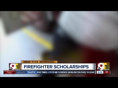 Burlington Fire uses scholarships to recruit volunteer firefighters