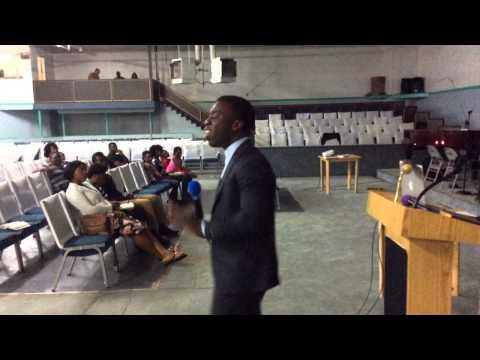 "August 4, 2015 - FGSDA Church Youth Revival - Ps. Kojo Twumasi - ""Making Disciples"" (Day 1)"