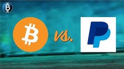Why use Crypto/Bitcoin instead of Venmo or PayPal??