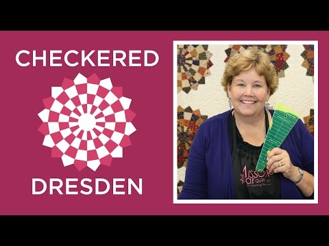 make-an-easy-checkered-dresden-quilt-with-jenny-doan-of-missouri-star!-(video-tutorial)