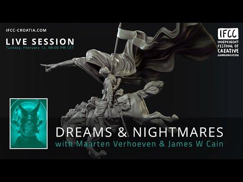 &39;Dreams & Nightmares&39; with Maarten Verhoeven & James W Cain - PART 1
