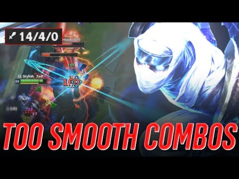 LL Stylish - TOO SMOOTH COMBOS