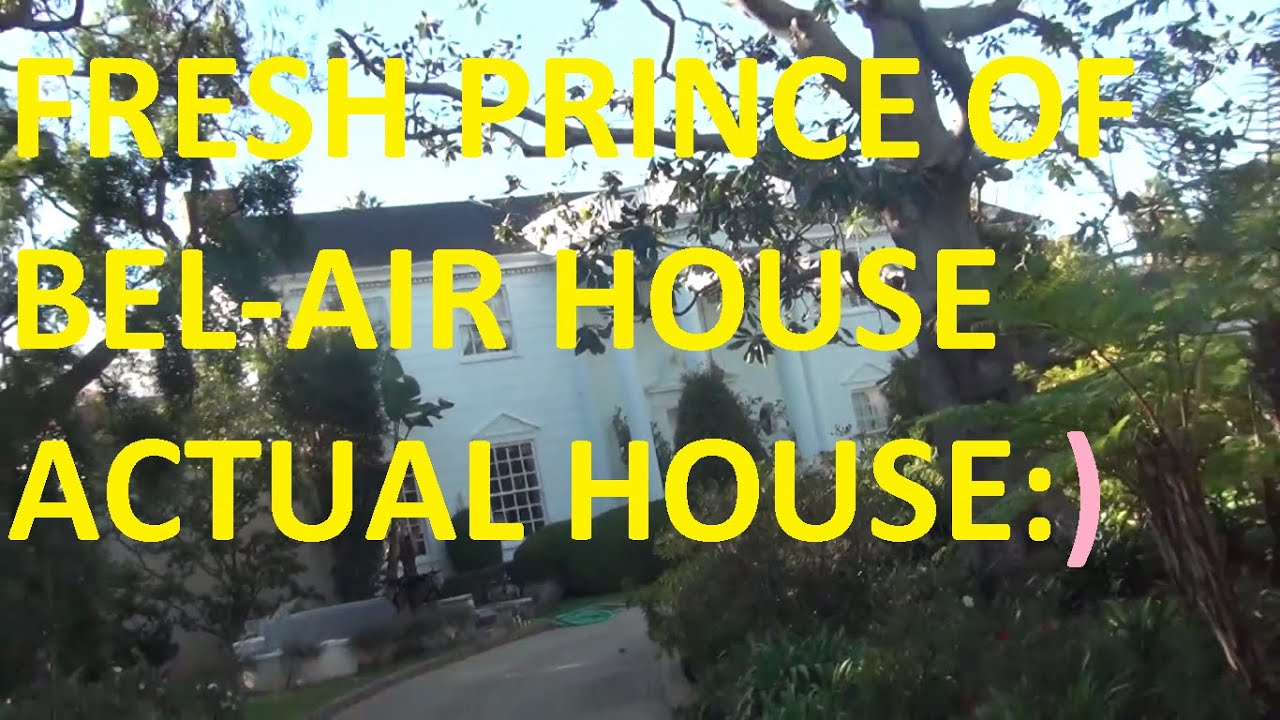 Fresh Prince Of Bel Air Mansion 2015 Youtube