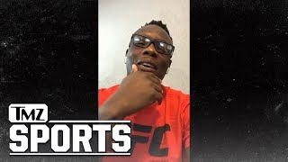 UFC star Ovince St. Preux Eager To Judge Hooters Competition | TMZ Sports
