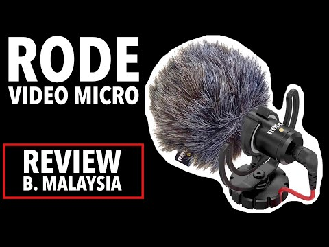 REVIEW: Rode Video Micro Microphone (B.Malaysia)